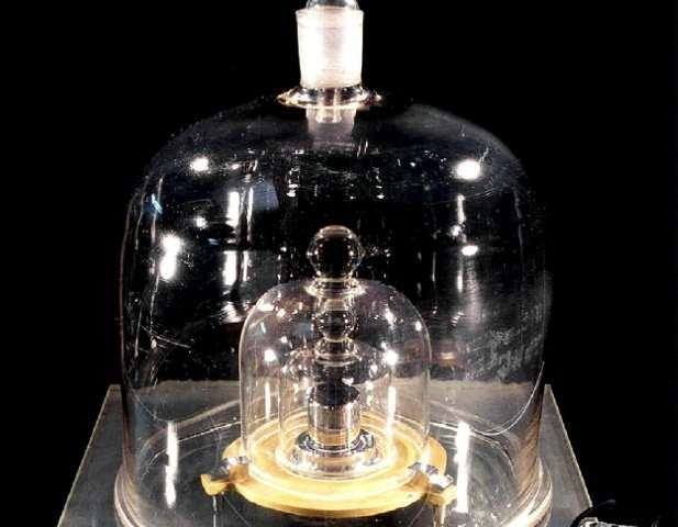The physical object of the kilogram is soon changed by quantum calculations, but the artifact is not over yet