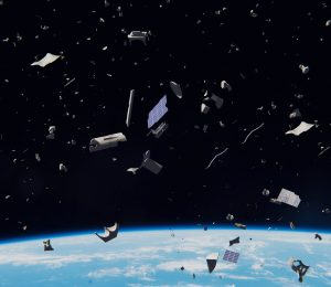 Why the hazard of space is a threat to national security