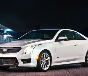 2019 Cadillac ATS-V Coupe Quick Spin Review