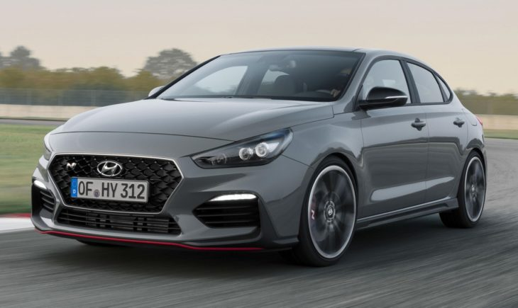 All new Hyundai i30 Fastback N 2 730x435 at 2019 Hyundai i30 Fastback N revealed before the debut in Paris