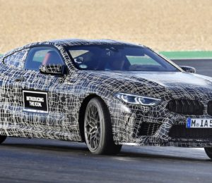 2020 BMW M8 comparte more than 600 hp tested