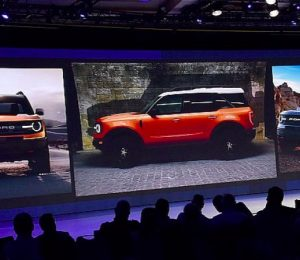 2020 Ford Bronco presentation pictures on leak online