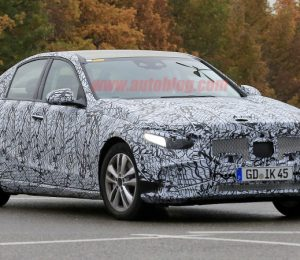 2021 Mercedes-Benz C-Class was first counted