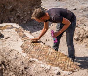 Archaeologists are looking for Roman baths in Syria