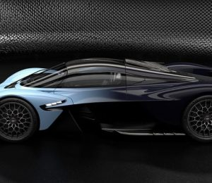 Aston Martin Valkyrie official photos F1-inspired hypercorder