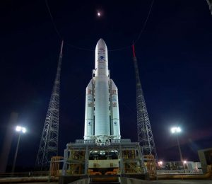 BepiColombo launches mission Planet Mercury