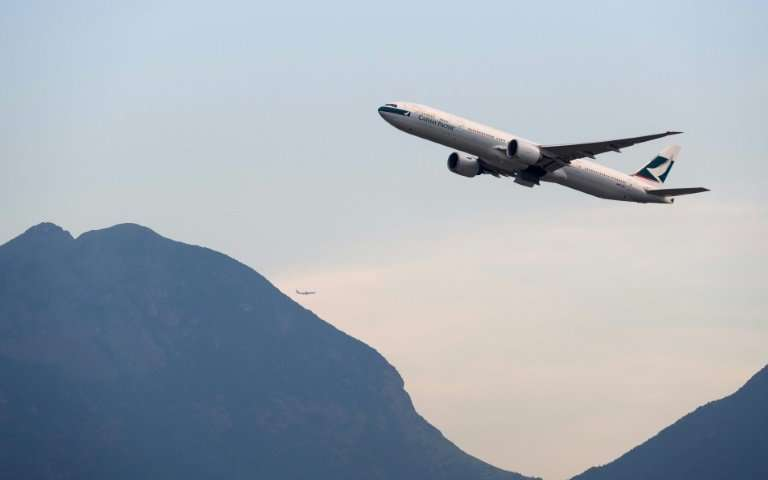 Cathay Pacific said the passenger details, including passport numbers, birth dates and credit card details are ha