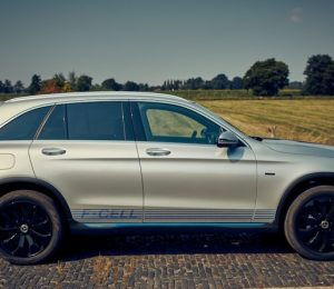 Mercedes-Benz GLC F-Cell Hydrogen additive starts in Germany