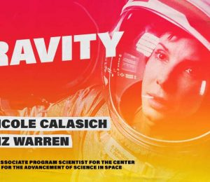 Science Back 2013 Sci-Fi Thriller Gravity