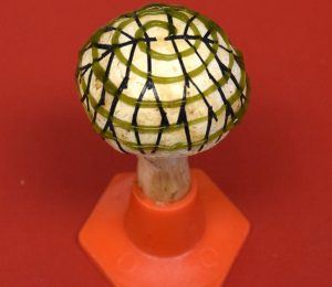 Scientists form bionic mushroom that generates electricity from microbes