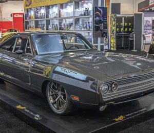 SpeedKore brings a demon-powered 1970 Dodge Charger to SEMA