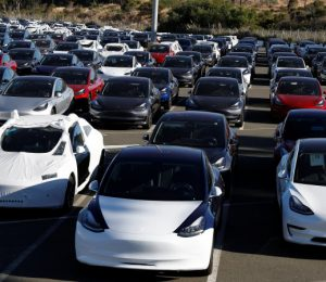 The production of Tesla Model 3- has been sent by the SEC