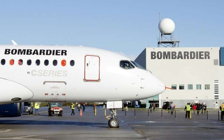 Bombardier sold its shares in C-Series aircraft, which appeared in Airbus in 2013, but says that