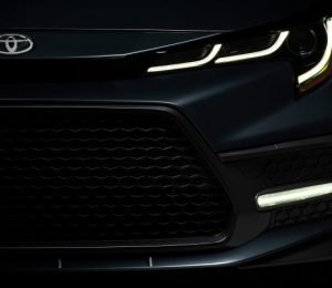 This week the Toyota 2020 Corolla sedan will appear