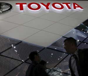 Toyota's quarterly earnings are the way, as it grows on sales and reducing costs