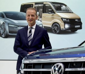 VW-Ford Cooperation may include pickup trucks, EVs, and autonomies