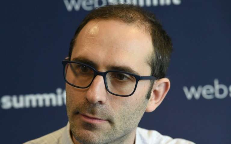 Twitch CEO Emmett Shear at the Annual Web-Conference Technological Conference in Video Conversation with AFP