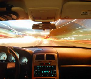 What is the future of automobile glass technology?