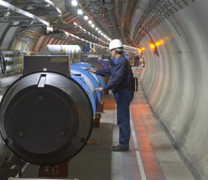 The Great Hadron Collider was renewed for renovation – up to 2021