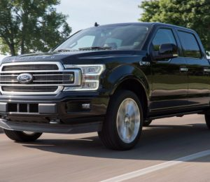 Developed by Ford F-150 EV and Hybrid