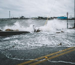 The extreme weather of the climate change will be simplified