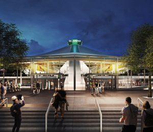 The final environmental report of 700 million US Dollars worth KeyArena Update looks to head off complaints that could derail NHL plans