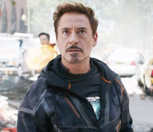 Planets saving robots? Robert Downey Jr.
