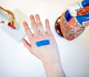 Accelerating Hydrogel Adhesive Plaster Healing Wounds – The World of Physics