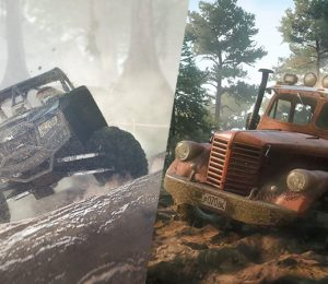 Two new off-road driving games have been revealed at Gamescom