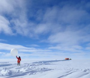 Weather bubble data increases forecasting ability