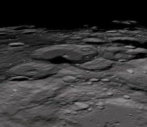 Ice at the Moon's South Pole may have more than one source – ScienceDaily