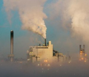 PM2.5 air pollution still kills thousands in the United States