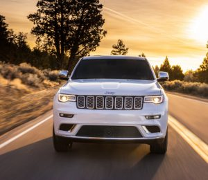 EU finds Jeep Grand Cherokee and Suzuki Vitara violate emissions rules