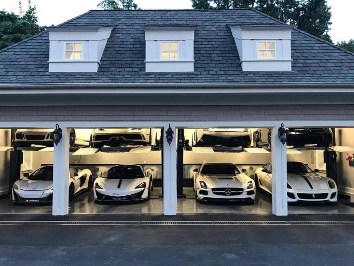 Luxury garage 730x549 in your ultimate home renovation listing