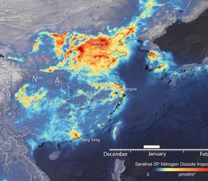 China's emissions return with Coronavus recovery