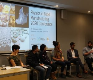Realizing the future of food – the world of physics