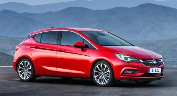New Vauxhall Astra 600x326 at Which are the best family cars?