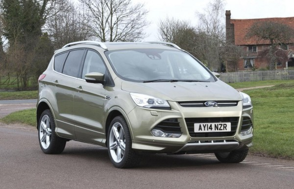 Ford Kuga Titanium X Sport 2 600x385 Which are the best family cars?