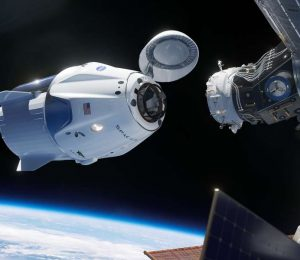 NASA says SpaceX crew dragon to launch in early February